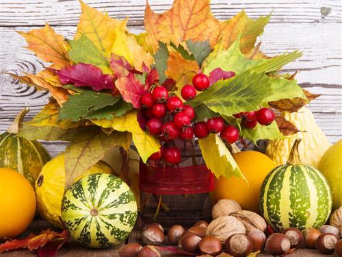 Jaké vůně vybrat pro podzimní období